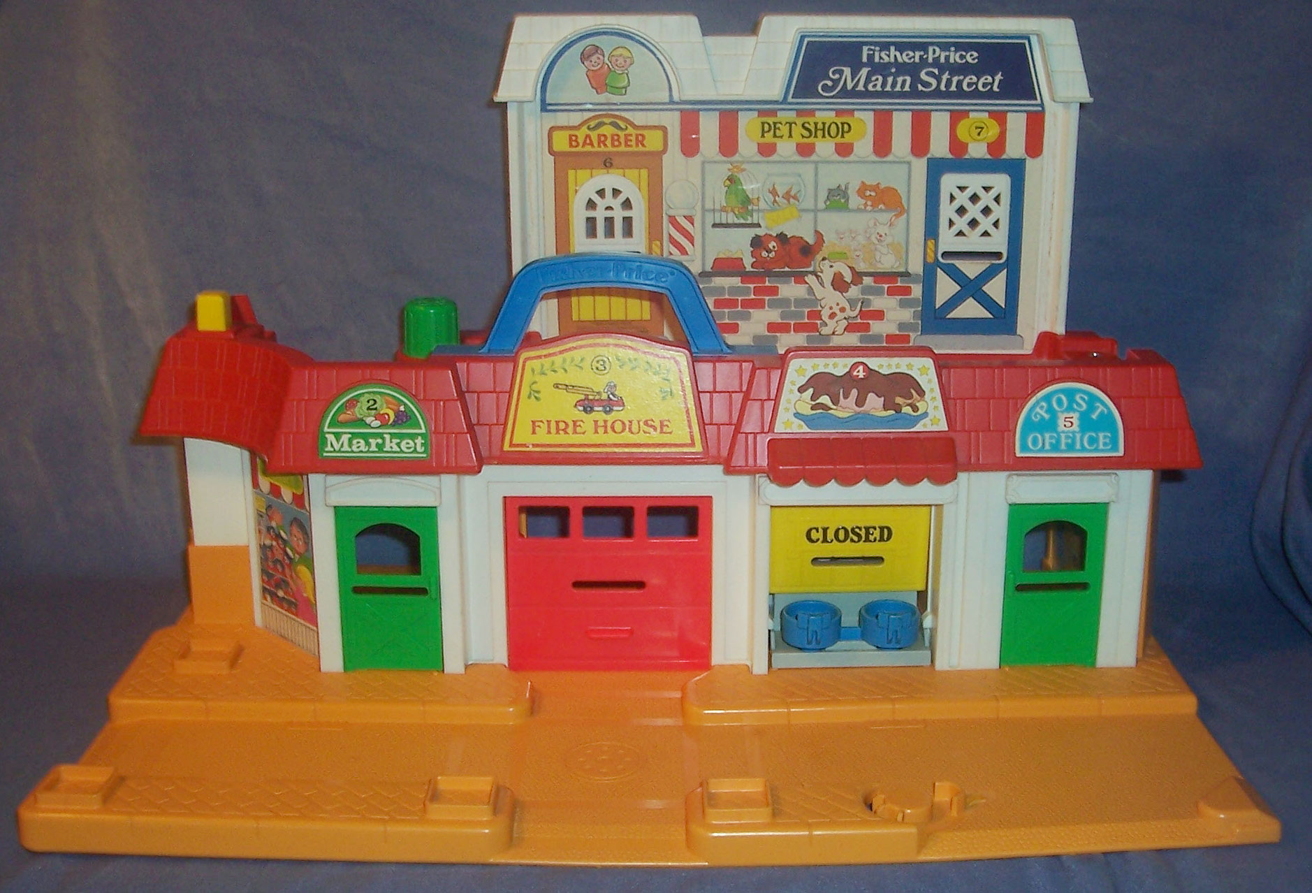 This Old Toy S Fisher Price Original Little People Bases