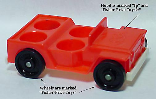 Car Seat Toy Fisher Price : This old toy s fisher price vehicles id seat auto